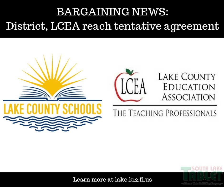 Lake County Schools And Lcea Teachers Union Agreement Close To Being