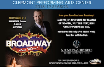 Clermont Performing Art Center