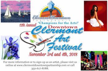 Downtown Clermont Artfest
