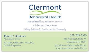 Clermont Behavioral Health