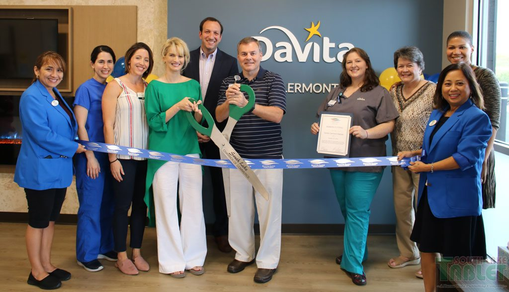 DaVita Opens A Dialysis Center In Clermont | South Lake Tablet