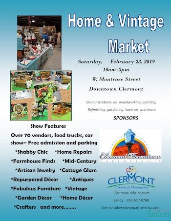 Downtown Clermont Partnership – Vintage Market