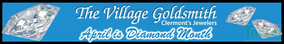 Village Goldsmith May Banner