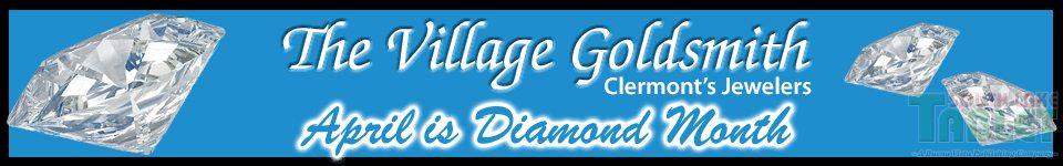 Village Goldsmith May Banner