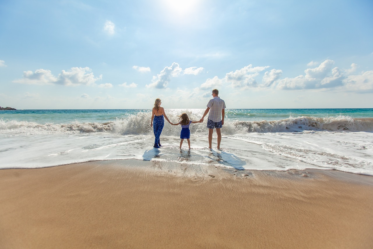 Florida, Keep It Safe And Healthy At The Beach, Lake, River or
