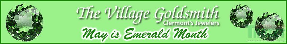 Village Goldsmith Banner