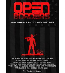 Open Borders Movie by Producer Mark Saunders