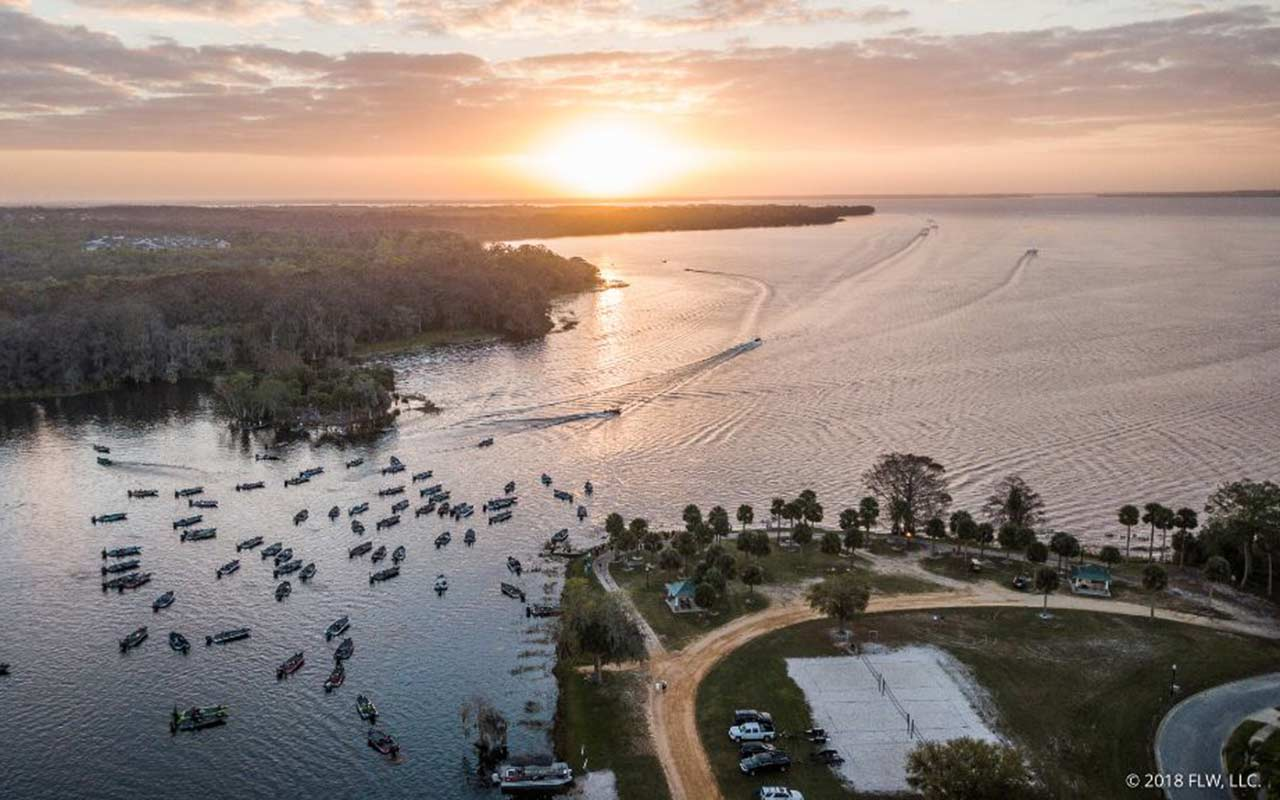 Harris Chain Of Lakes Selected To Host 2020 FLW Tour Event | South